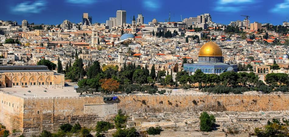 Izraelski duet turystyczny