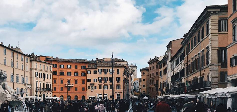 Podstawowy przewodnik po Rzymie